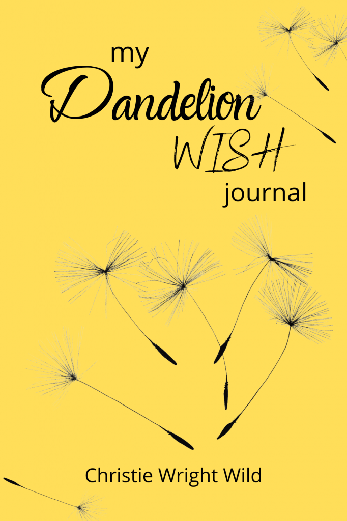 My-Dandelion-WISH-Journal Cover