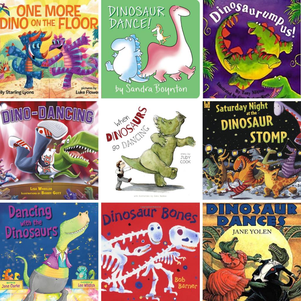 Dancing Dinosaur Books