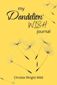 My-Dandelion-WISH-Journal Cover